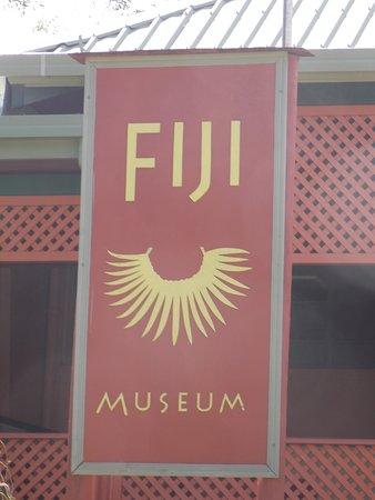 Suva, Fiji: Fiji museum
