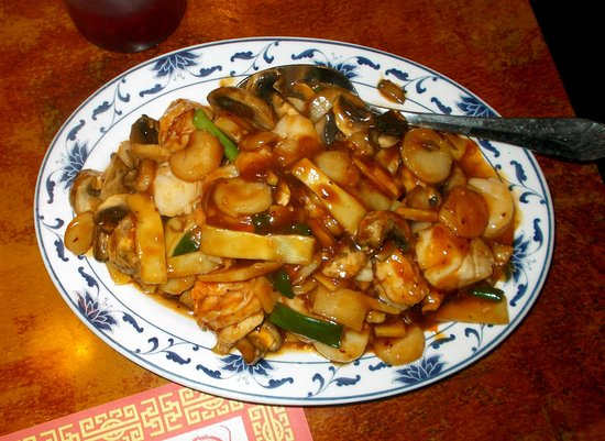Culpeper, VA: Yu-Shiang Shrimp and Scallops