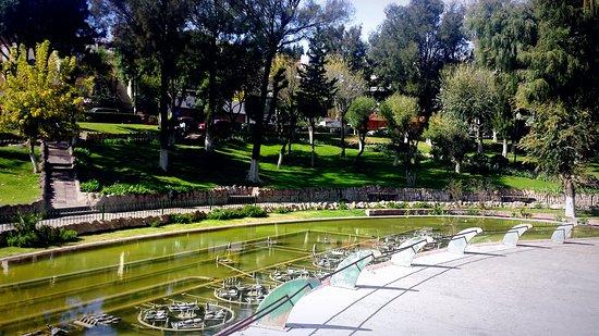 Parque Sierra de Alica