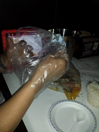 Concord, Canada: use of plastic gloves