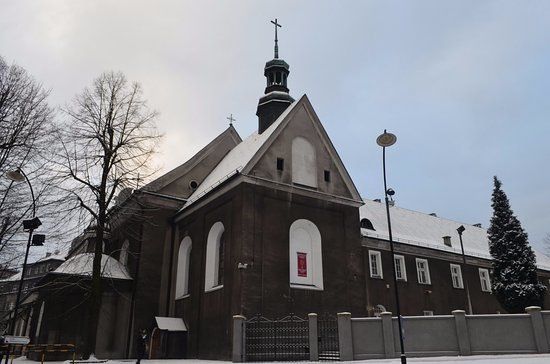 Gliwice, Polonia: Church of the Holy Cross