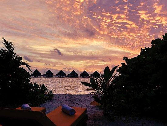 North Huvadhu (Gaafa Alifu) Atoll-bild