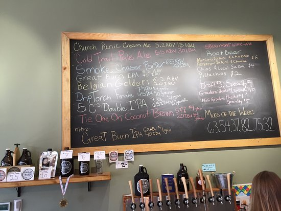 Missoula, MT: Beer List!