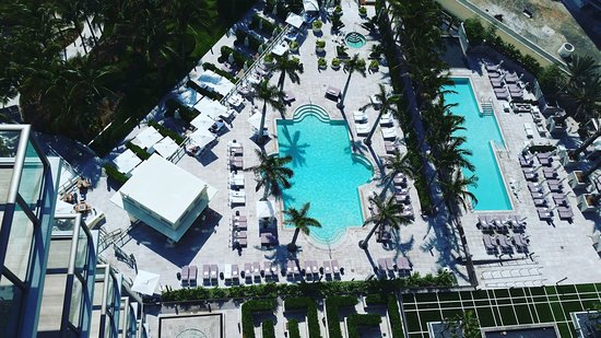 The St. Regis Bal Harbour Resort: View from our suite