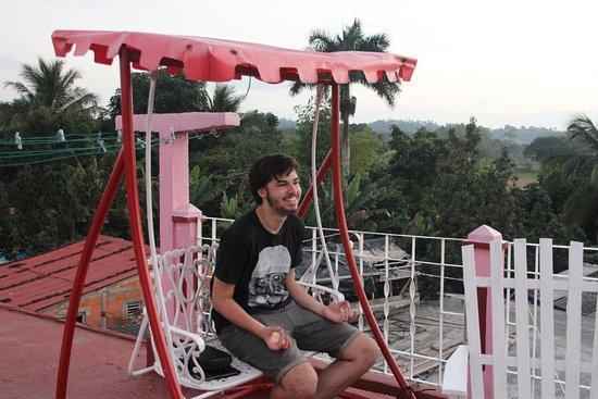 Casa Particular Ridel y Claribel: terrace