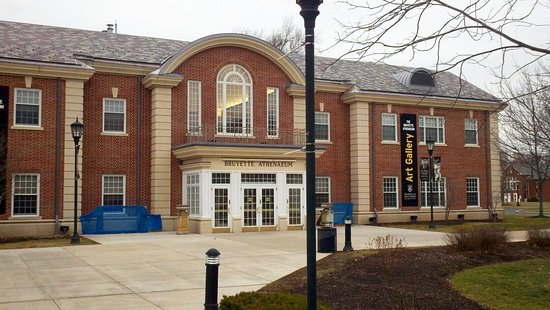 West Hartford, CT: Art Gallery, USJ