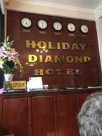 Holiday Diamond Hotel: photo0.jpg