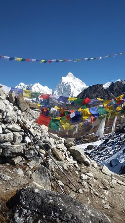 Kanchenjunga : kanchenjuga trek is one of famous trek in Nepal which called five peaks over 8000min kanchenjug