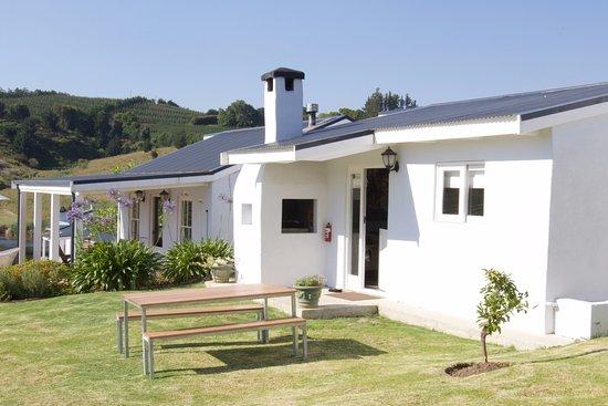 Grabouw, Νότια Αφρική: Cottage Exterior