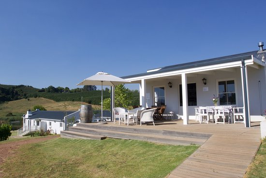 Grabouw, South Africa: Wine Tasting Room