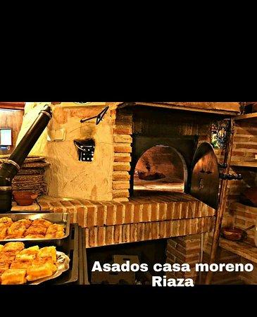 Riaza, Spain: Asador Matimore Casa Moreno