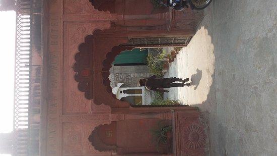Rajasthan Palace Hotel: 20170120_133223_large.jpg