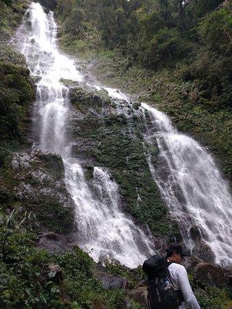 Jan 2017 Langanan Waterfall - Picture of Langanan Waterfall, Poring ...