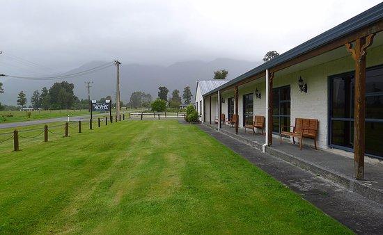 Mount cook view motel for Mt vista cabina e motel