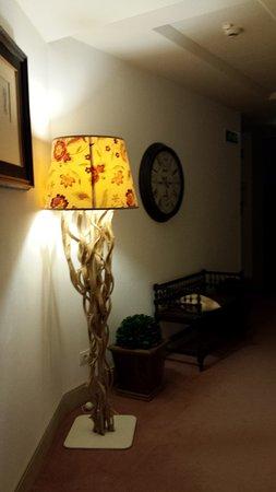 balneum boutique hotel bb corridoio che porta alle camere
