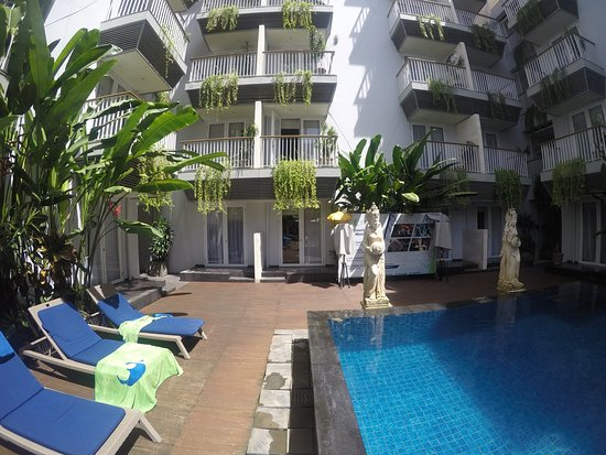kids pool picture of eden hotel kuta bali managed by. Black Bedroom Furniture Sets. Home Design Ideas