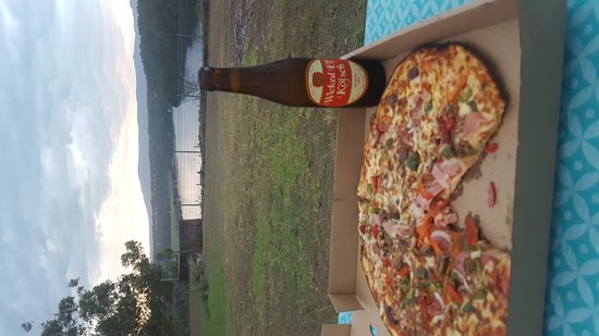 Nowra, Australia: Woody's WoodFired Pizza