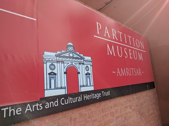 The Partition Museum in Amritsar