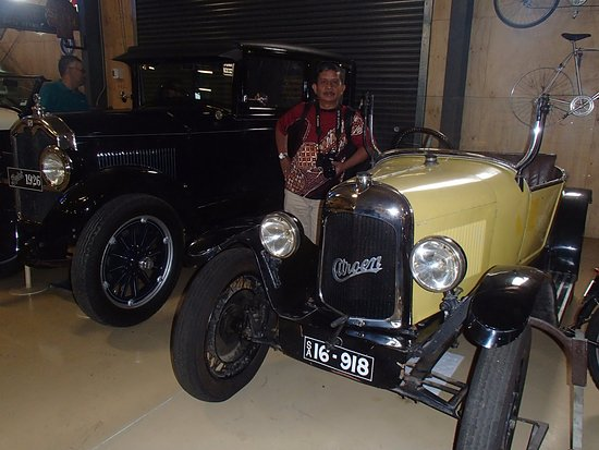 Wollongong, أستراليا: Foto dengan mobil Citroen antik