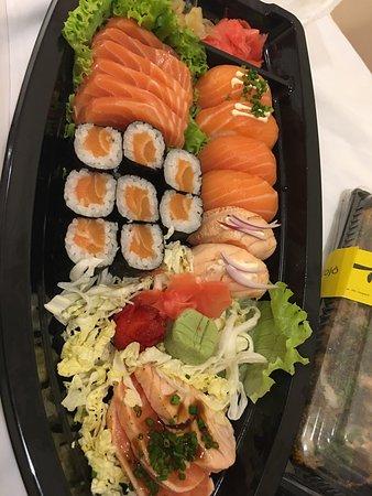 d0d4f2999 Ótimo sushi em Chapecó! - Avaliações de viajantes - Tojo Delivery ...