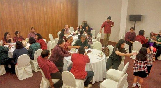 Hotel Royal Singapore: Christmas eve gathering at HotelRoyal functionroom_large.jpg
