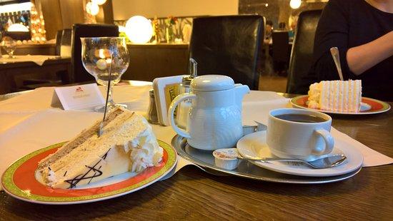 Sulzbach-Rosenberg, Niemcy: sehr leckere Torten