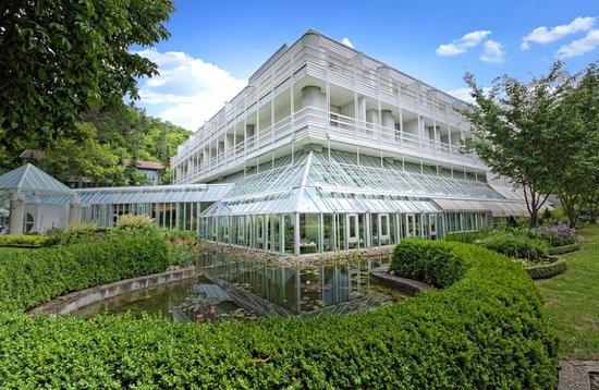 Best Western Premier Parkhotel Bad Mergentheim: Hotelansicht außen