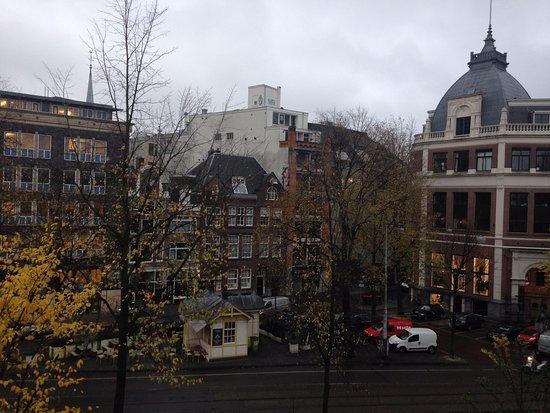 Nova Hotel Amsterdam: Vista dalla camera