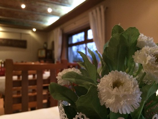 Kuznia Hotelik: Beim Frühstück