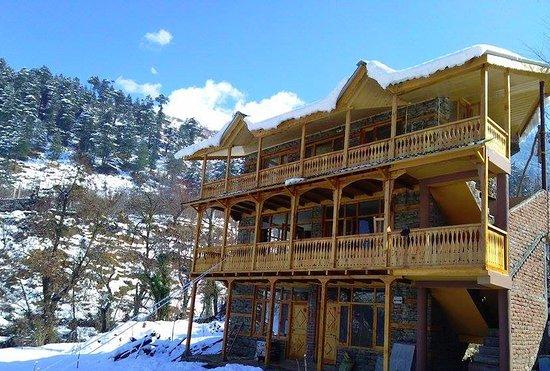 Entrance - Picture of Himalayan Brothers Adventure Homestay, Naggar - Tripadvisor