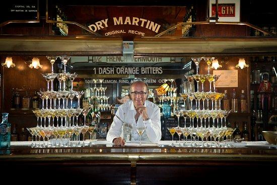 Dry Martini by Javier De Las Muelas