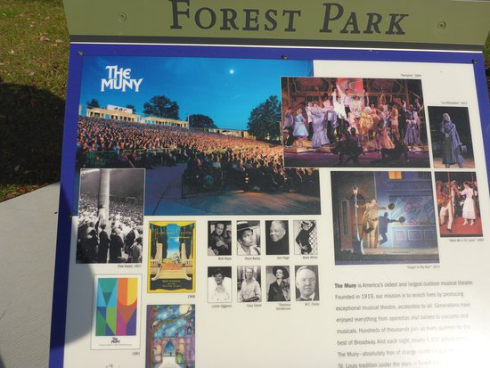 The Muny : Cast of Past Performers