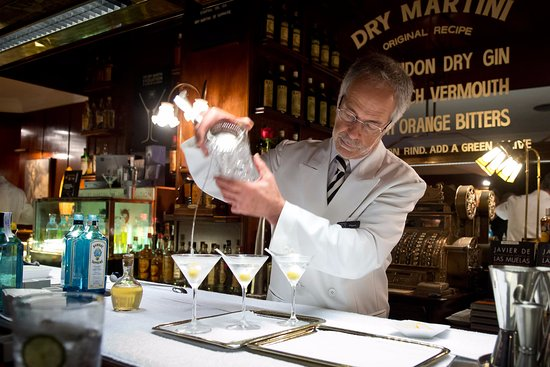 Photo of Nightclub Dry Martini by Javier De Las Muelas at Aribau 162-166, Barcelona 08036, Spain