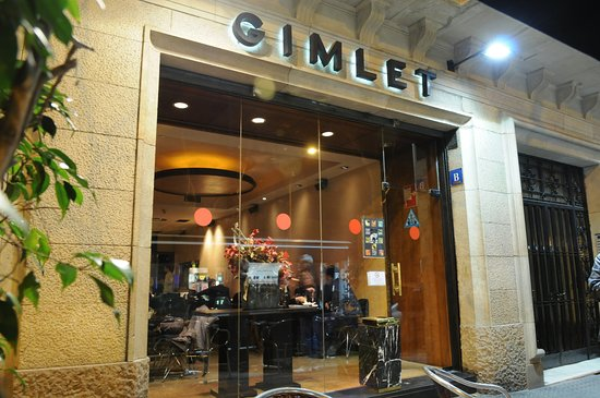 Photo of Restaurant Gimlet at Calle Santalo 46, Barcelona 08021, Spain