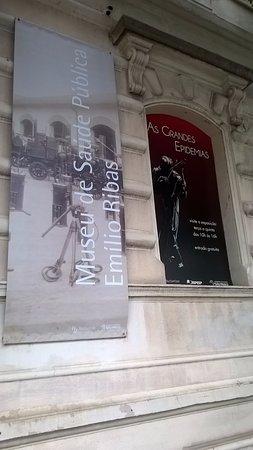 Saude Publica Emilio Ribas Museum