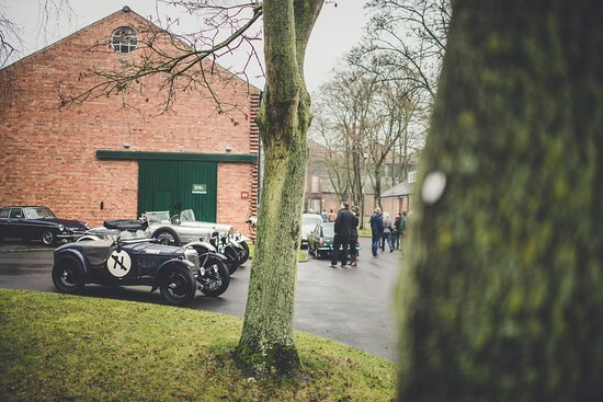 Sunday Scramble open day at Bicester Heritage - Jan 2017 (Amy Shore Photography)
