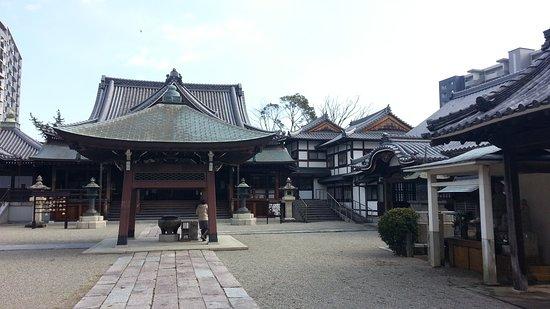 Keijoji Temple of Mt. Okadera - Okadera Kannon