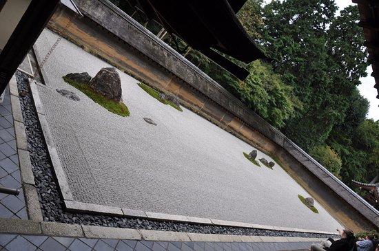 garten zen, zen-garten - picture of ryoanji temple, kyoto - tripadvisor, Design ideen
