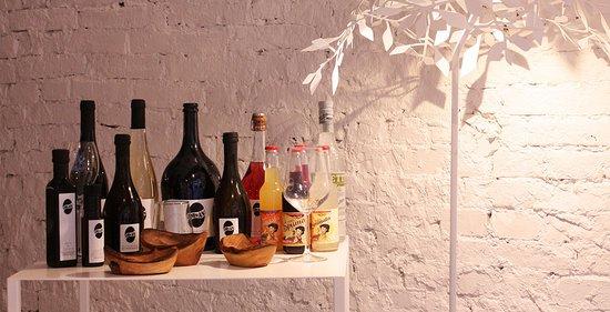 alcuni dei nostri prodotti beverages_OlivA's