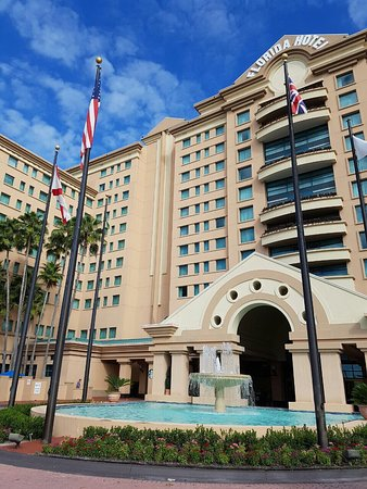The Florida Hotel & Conference Center, BW Premier Collection: The best hotel in Orlando ❤️
