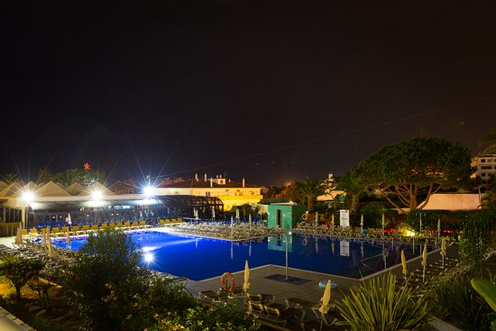 Window View - Picture of Muthu Clube Praia da Oura, Albufeira - Tripadvisor