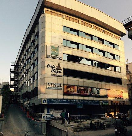 Photo of Hotel Quality Inn Residency. Hyderabad