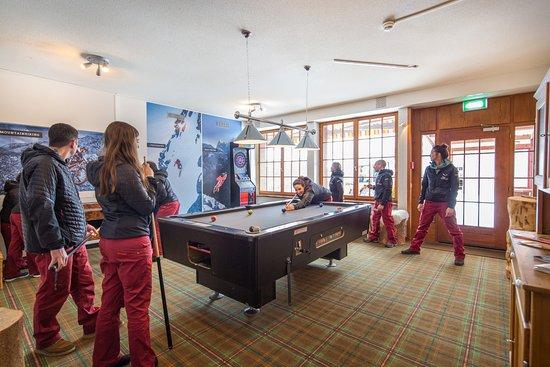 Eiger Guesthouse: Spielsalon
