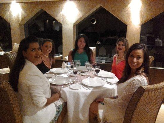 Golden Parnassus All Inclusive Resort & Spa Cancun: Restaurante Shagri-lá