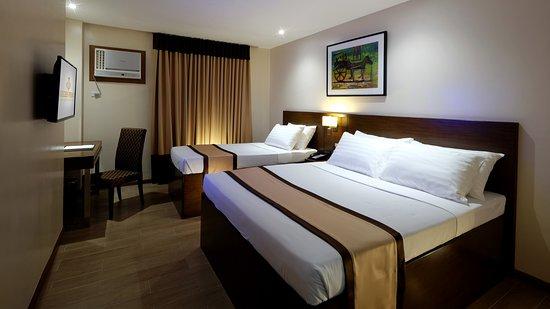 Golden prince hotel suites deluxe