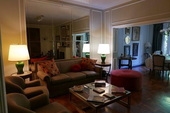 B&B Plaza Italia: Living Room