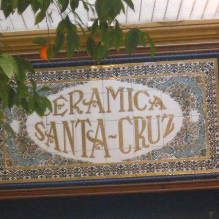 Ceramica Santa Cruz