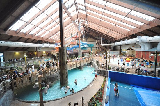 Six Flags Great Escape Indoor Water Park