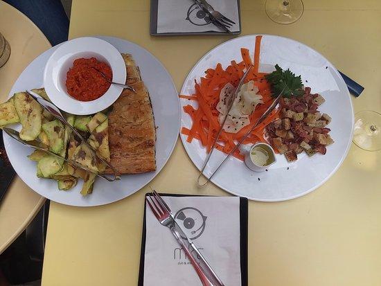 Mkc Restaurant: Excellent meal for vegetarian :)