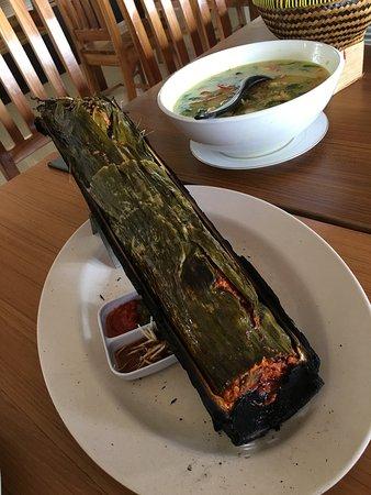 Tidak hanya patin bakar bambu